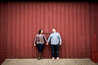 Brittany & Eric's Engagement Session